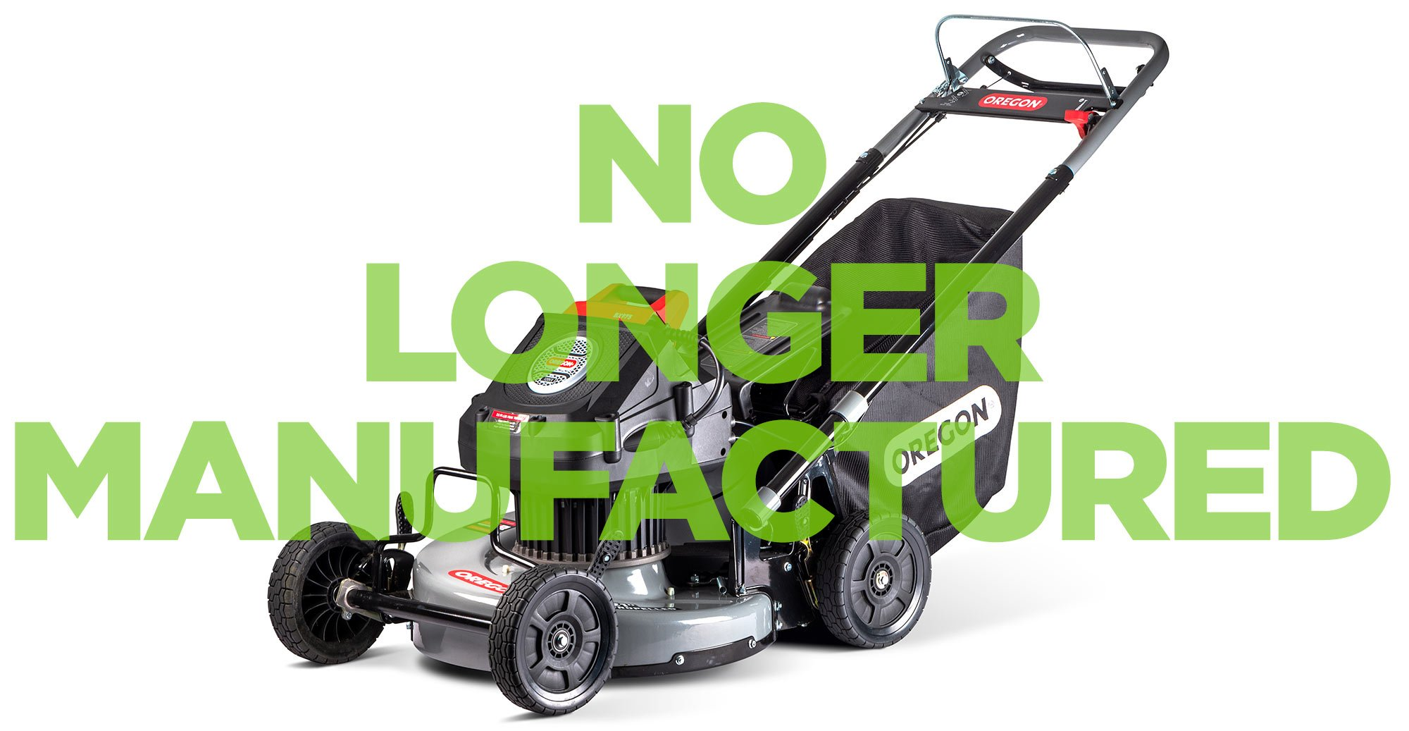 Oregon No Longer Manufacturing 120V Tools
