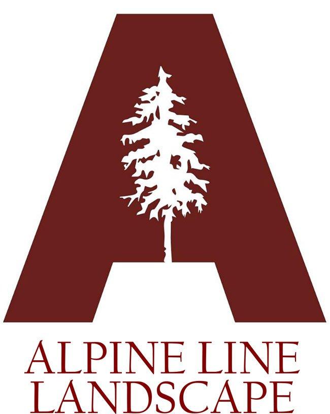 Alpine Line Landscape